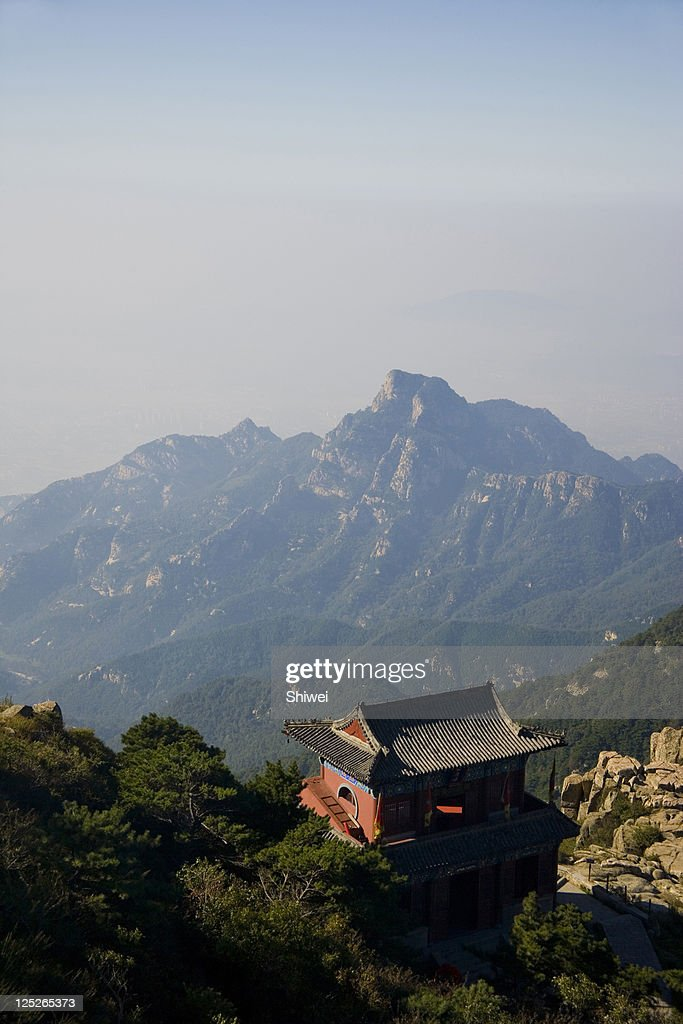Mount Tai,Shandong