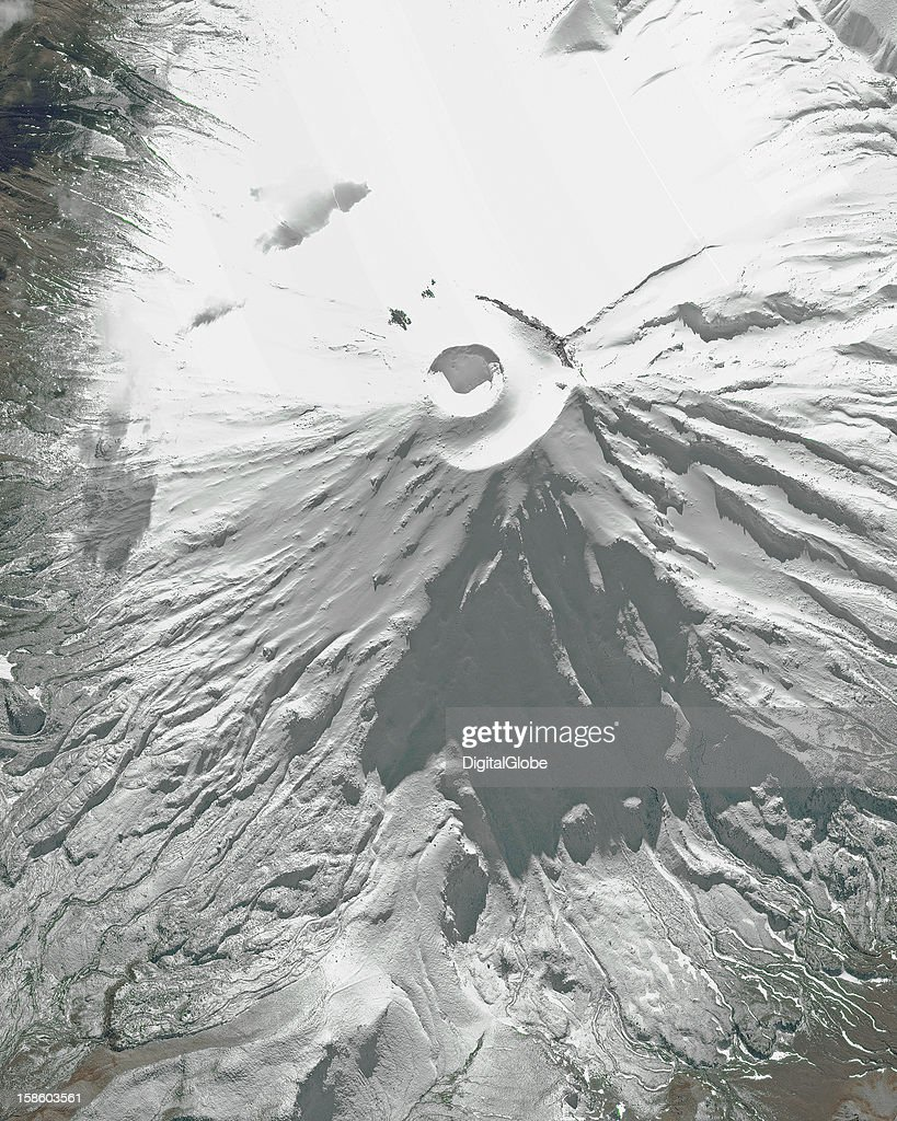 Mount Tongariro, a compound volcano located in the Tongariro National Park, New Zealand, erupted for the first time in 115 years. The eruption occurred Wednesday 08 August and sprinkled ash over Hawke's Bay in addition to temporarily closing the airport for 24 hours.