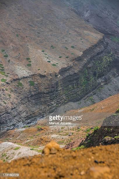 Mount Zao - Okama Crater Lake