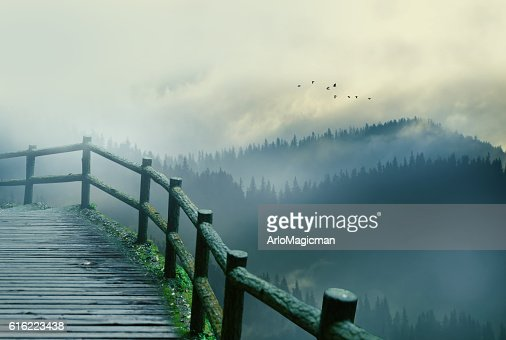 mountain area : Stock Photo