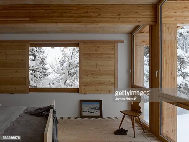Mountain bedroom