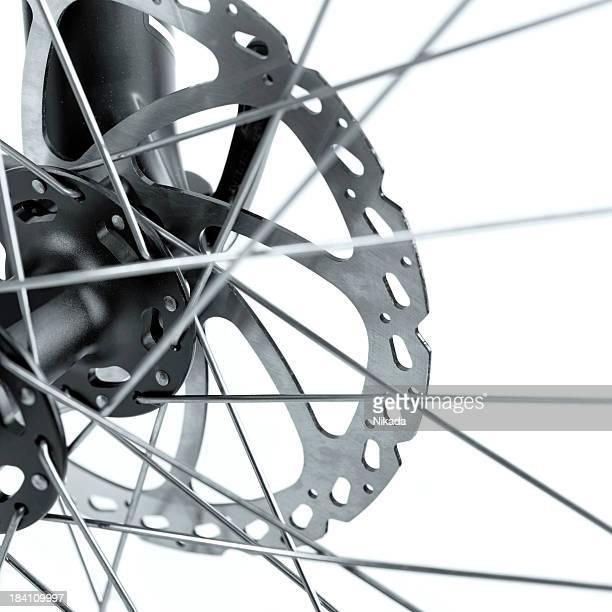 Mountain Bicycle Detail