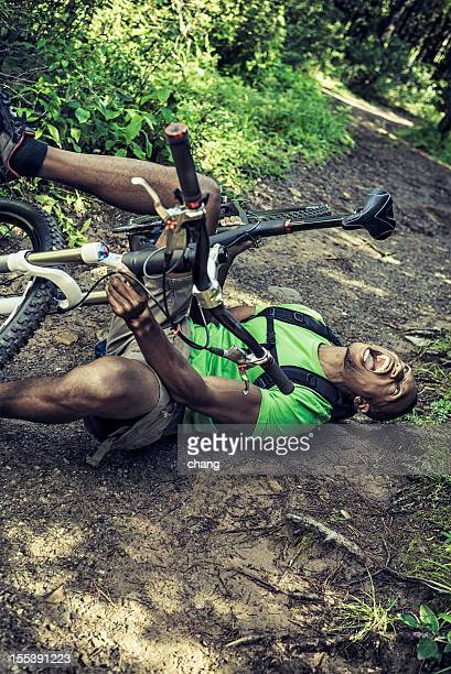 Mountain Bike Unfall