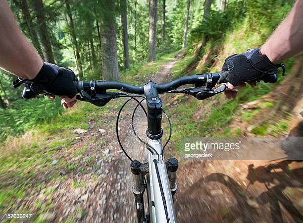 Mountainbike-Aktion