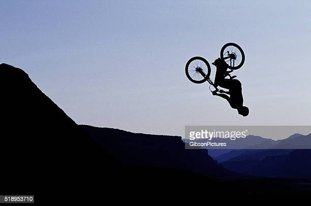 Mountain Bike Back Flip