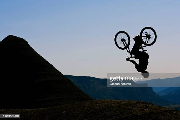 Mountain Bike Back Flip