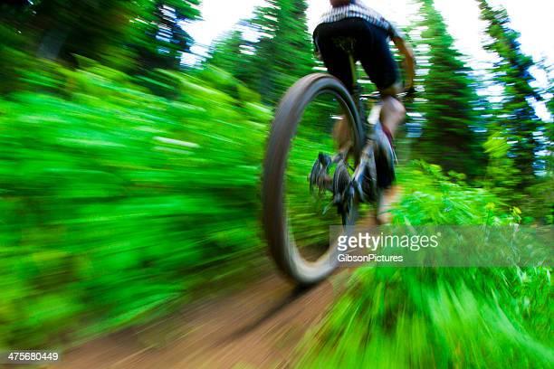 Mountain Bike Blur
