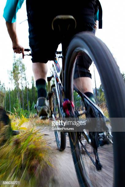 Mountain Bike Blur