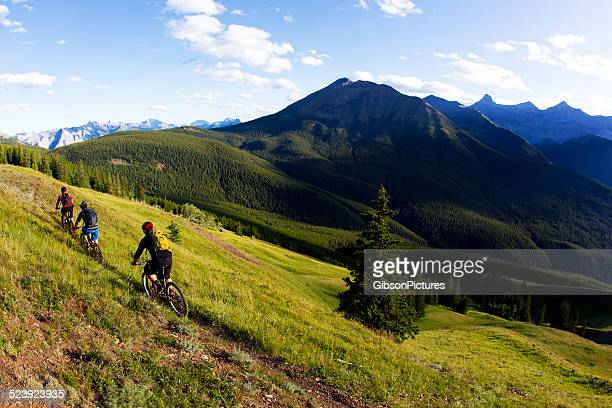 Mountain Bike Rocky Mountains