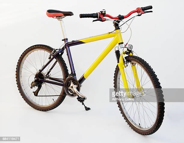 Mountain Bike studio shot