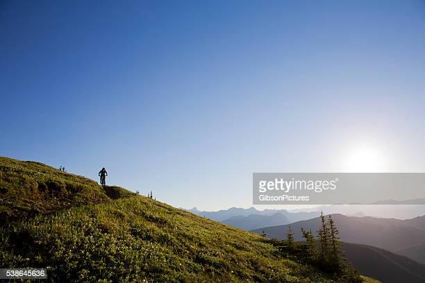 Mountainbiken, Kanada