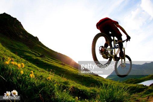Mountain Biking France