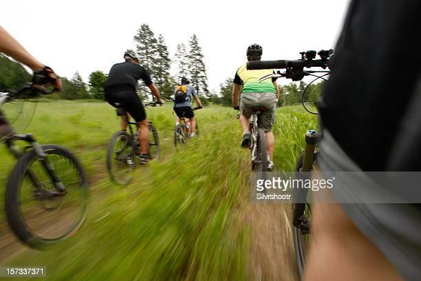 Mountain Biking Friends