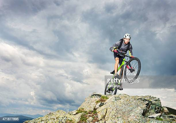 Mountainbiken ist aufregend