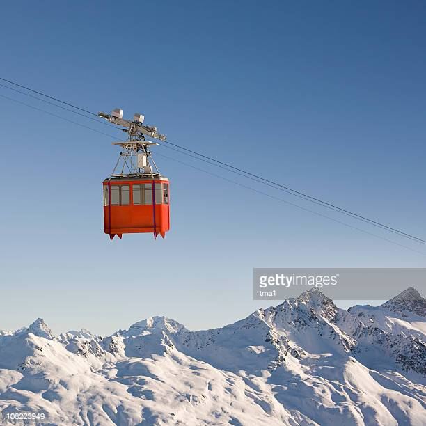 Mountain Cable Car