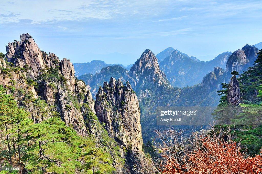 Mountain chains : Stock Photo