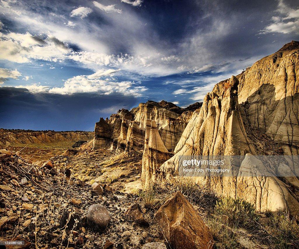Mountain cilffs : Stock Photo
