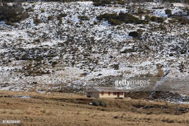 Mountain hut, Kiandra, NSW, Australia