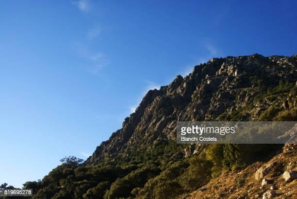 Mountain in the Sierra de Grazalema