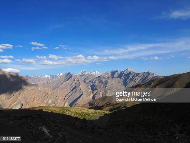 Mountain Landscape-Zanskar Trek-Ladakh-India