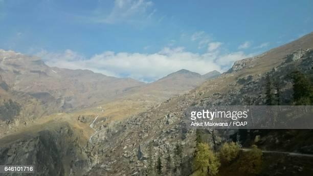Mountain of manali
