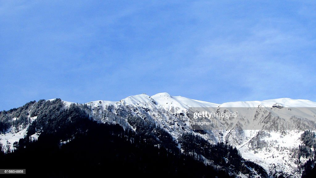 Mountain : Stock Photo