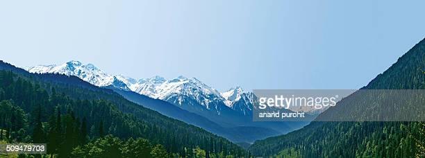 Mountain range, Pahalgam