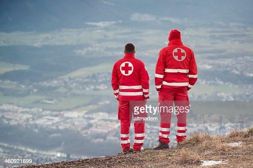 Montaña de rescate