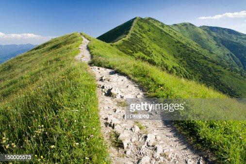 Mountain ridge : Stock Photo