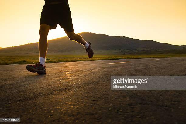 Mountain Road Runner