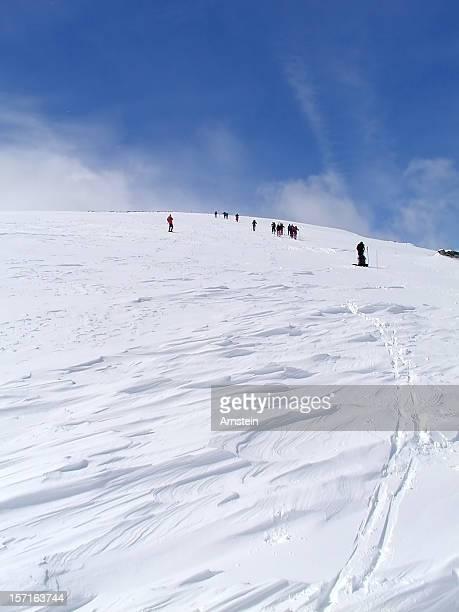 Mountain skiing II
