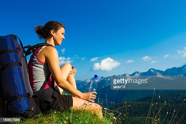 mountain trekking-Urlaub