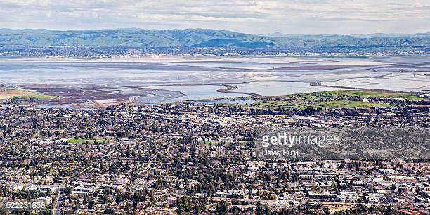 Mountain View looking NE at Fremont
