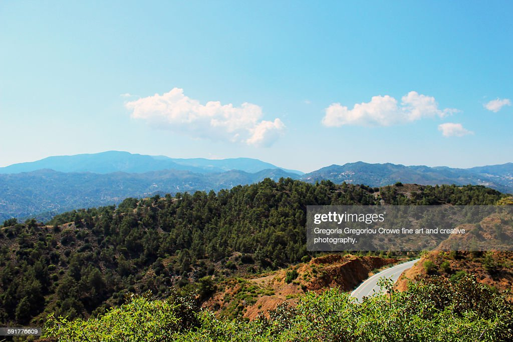 Explore the villages of the Troodos Mountains