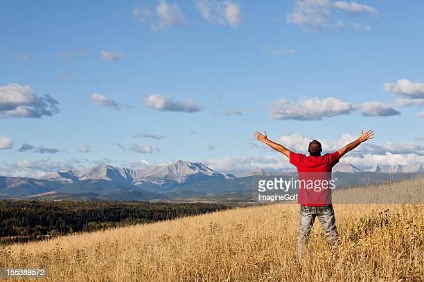Mountain preghiera