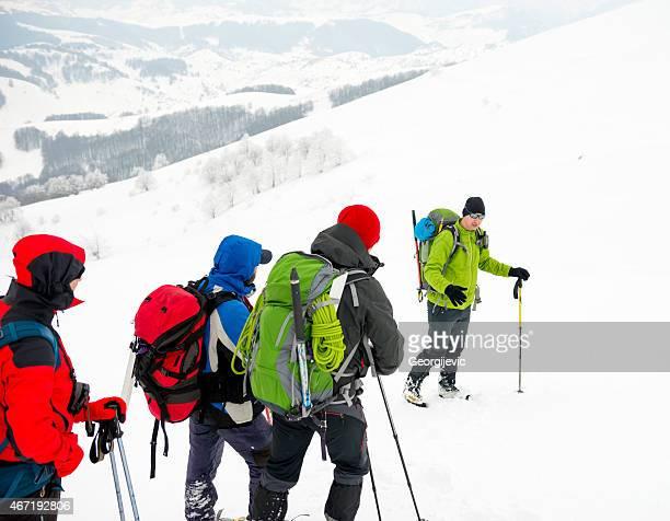 Mountaineering education