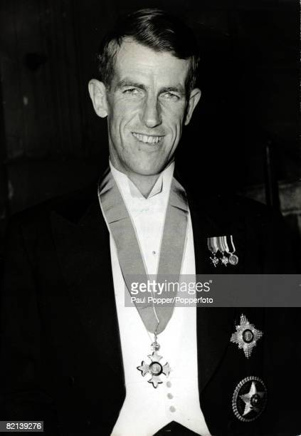 Mountaineering Personalities 27th May 1954 The conqueror of Everest Edmund Hillary knighted for his achievements New Zealander Edmund Hillary was the...