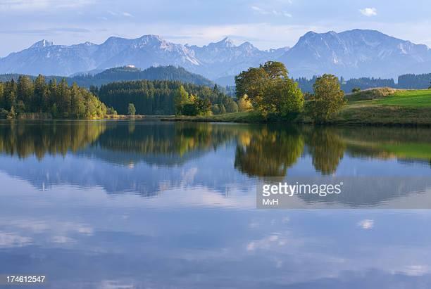 mountain Reflexion