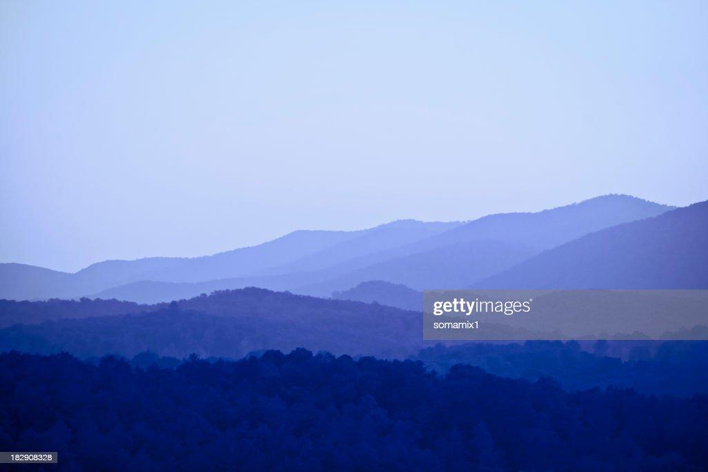 'mountains - Blue Ridge, GA'