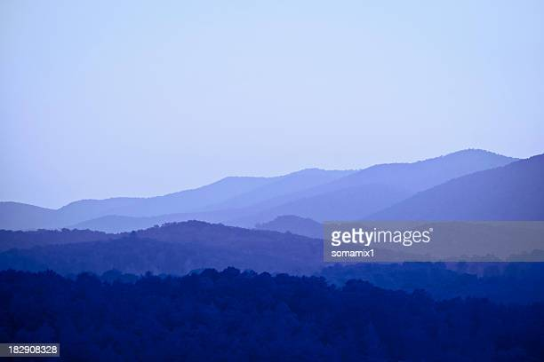 mountains - Blue Ridge, GA
