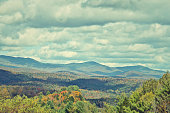 Mountains in Vermont