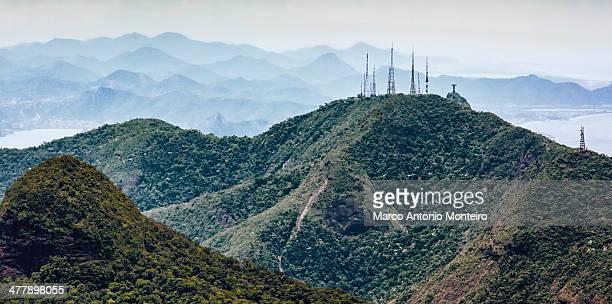 Mountains layers, Rio de Janeiro