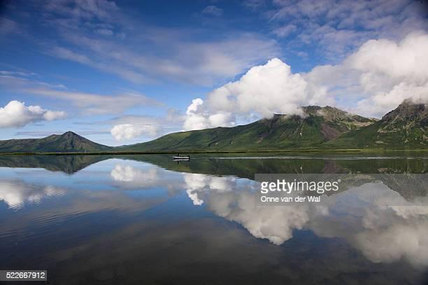 Mountains of Kamchatka