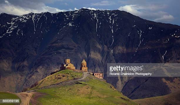 Mountains of Kazbegi