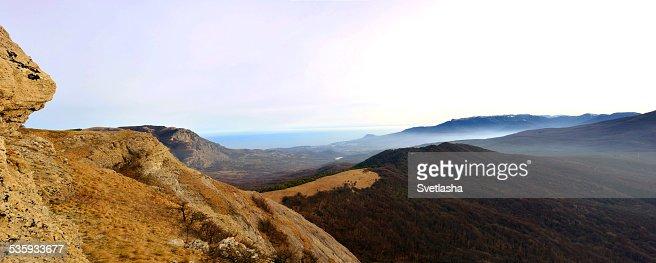Mountains : Stock Photo