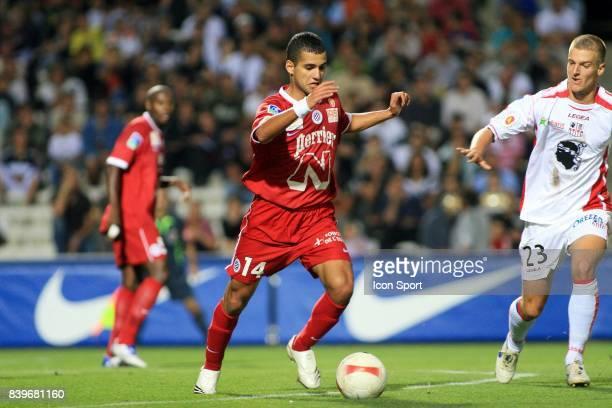 Mourad BENHAMIDA Montpellier / Ajaccio 5e journee de Ligue 2