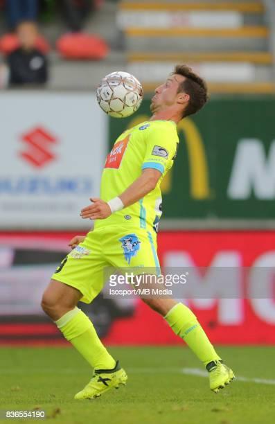 20170820 Mouscron Belgium / Excel Mouscron v Kaa Gent / 'nBrecht DEJAEGERE'nFootball Jupiler Pro League 2017 2018 Matchday 4 / 'nPicture by Vincent...