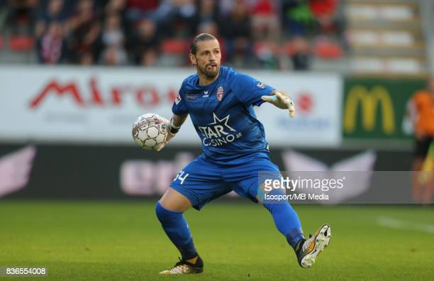 20170820 Mouscron Belgium / Excel Mouscron v Kaa Gent / 'nLogan BAILLY'nFootball Jupiler Pro League 2017 2018 Matchday 4 / 'nPicture by Vincent Van...