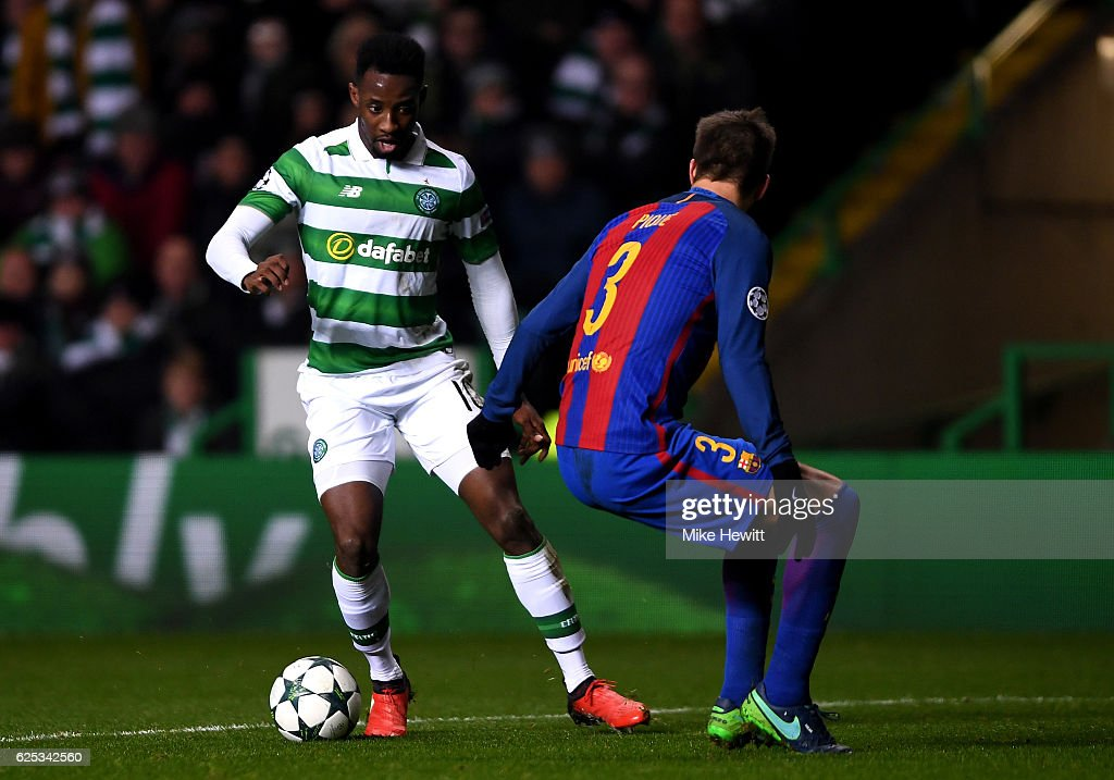Celtic FC v FC Barcelona - UEFA Champions League : News Photo