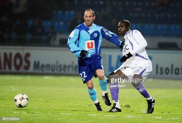 Moussa SISSOKO / Jean Michel LESAGE Le Havre / Toulouse 20e journee Ligue 1
